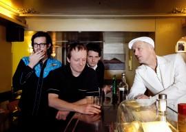 Papst & Abstinenzler (SH/ZH) mit Gästen, Giggs'n'Gags, DJs: Black Forest DJ Devils: Buddy Breslauer & Raa Konik