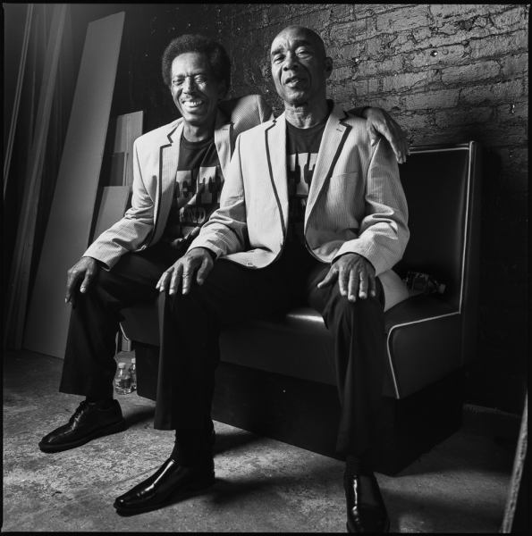 Keith & Tex (JAM) backed by The Steadytones, Afterparty: Ba Ba Boom Allstar DJs