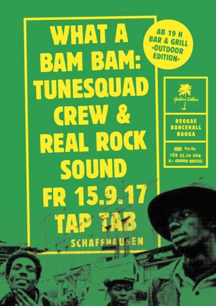 Tunesquad Crew (ZH) & Real Rock Sound (SH)