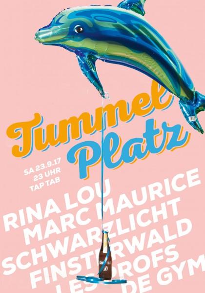 feat. Rina Lou, Schwarzlicht, Finsterwald, Les Profs de Gym