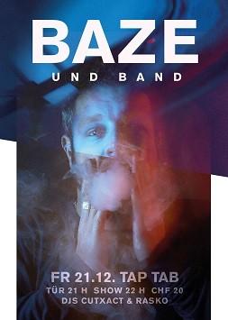 Baze & Band (BE), DJs CutXact & Rasko