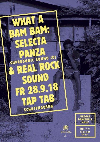 Selecta Panza (Supersonic Sound/Berlin) ls. Real Rock Sound