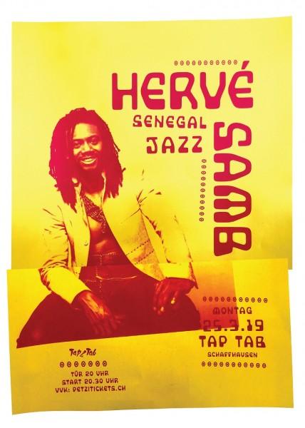 HERVÉ SAMB (Senegal)