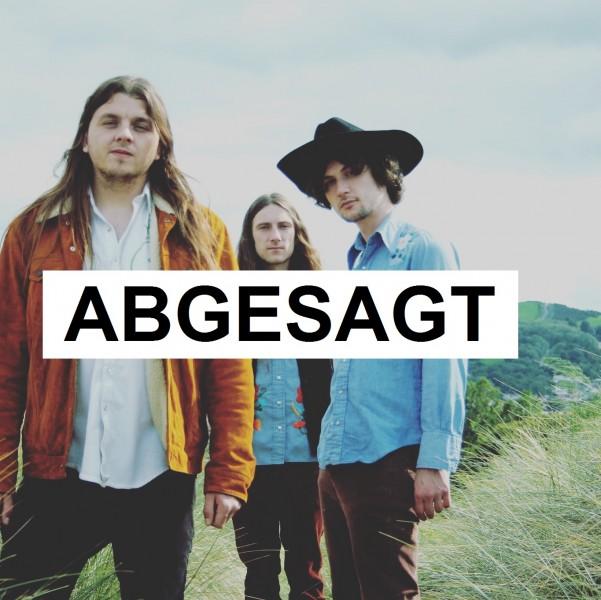 ABGESAGT: The Goat Roper Rodeo Band (UK)