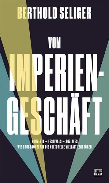 Das neue Buch von Berthold Seliger