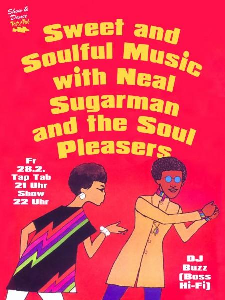 Neal Sugarman & The Soul Pleasers (NYC/CH), DJ Buzz (ZH)