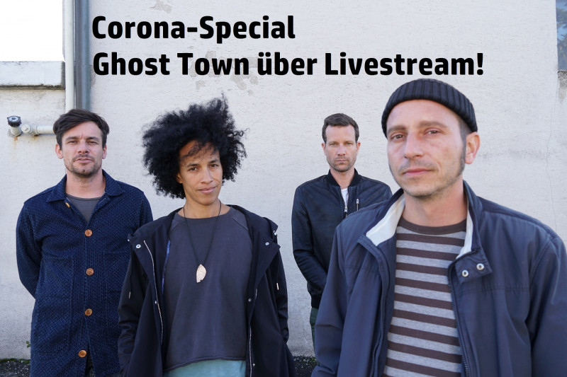Livestream: Ghost Town (CH)